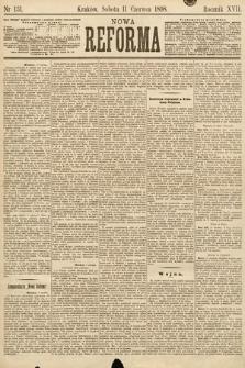 Nowa Reforma. 1898, nr131