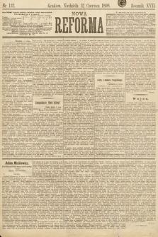 Nowa Reforma. 1898, nr132