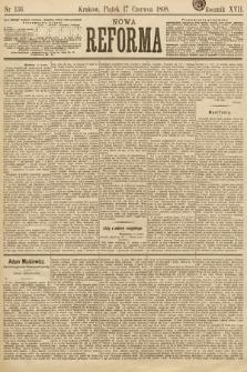 Nowa Reforma. 1898, nr136