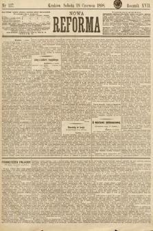 Nowa Reforma. 1898, nr137