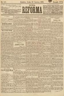 Nowa Reforma. 1898, nr140
