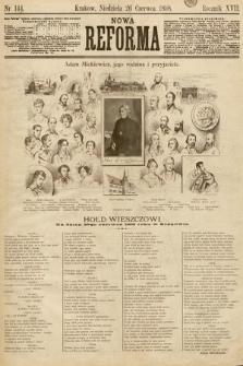 Nowa Reforma. 1898, nr144