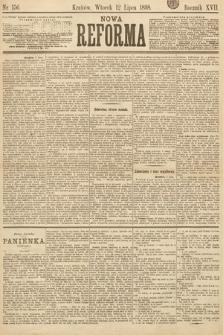 Nowa Reforma. 1898, nr156
