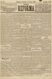 Nowa Reforma. 1898, nr164