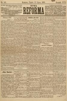Nowa Reforma. 1898, nr165