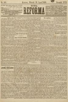 Nowa Reforma. 1898, nr168
