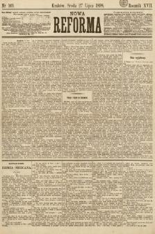 Nowa Reforma. 1898, nr169