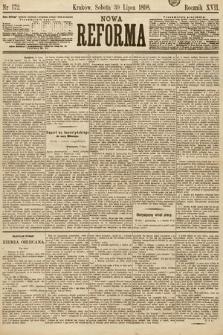 Nowa Reforma. 1898, nr172