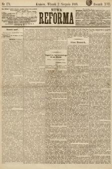 Nowa Reforma. 1898, nr174