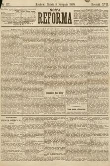 Nowa Reforma. 1898, nr177