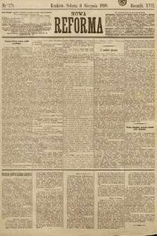Nowa Reforma. 1898, nr178