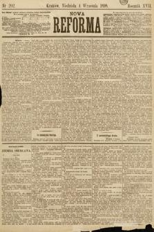 Nowa Reforma. 1898, nr202