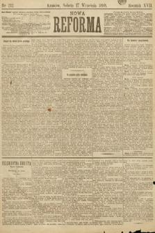 Nowa Reforma. 1898, nr212