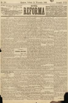 Nowa Reforma. 1898, nr218