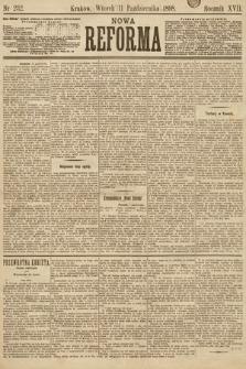 Nowa Reforma. 1898, nr232