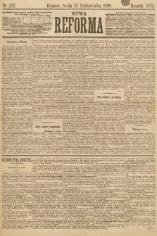 Nowa Reforma. 1898, nr233