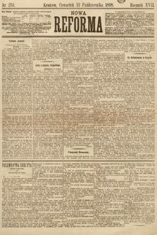 Nowa Reforma. 1898, nr234