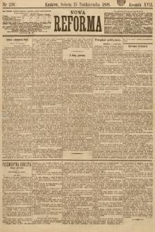 Nowa Reforma. 1898, nr236