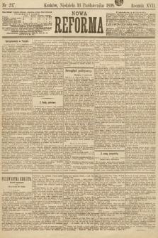 Nowa Reforma. 1898, nr237