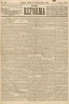 Nowa Reforma. 1898, nr239