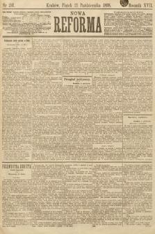 Nowa Reforma. 1898, nr241