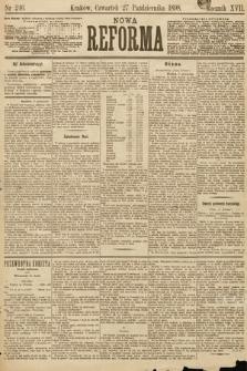 Nowa Reforma. 1898, nr246