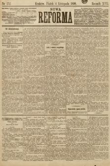 Nowa Reforma. 1898, nr252