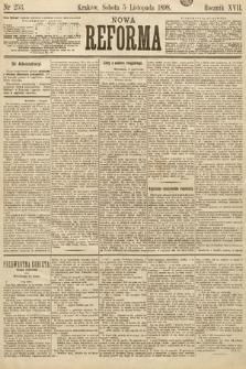 Nowa Reforma. 1898, nr253
