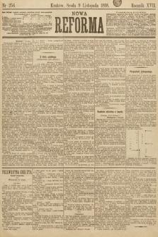 Nowa Reforma. 1898, nr256
