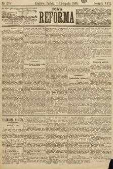 Nowa Reforma. 1898, nr258