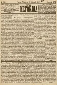 Nowa Reforma. 1898, nr260