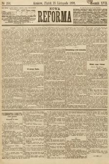 Nowa Reforma. 1898, nr264