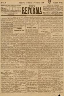 Nowa Reforma. 1898, nr278