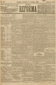 Nowa Reforma. 1898, nr281