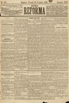 Nowa Reforma. 1898, nr290