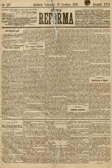 Nowa Reforma. 1898, nr297