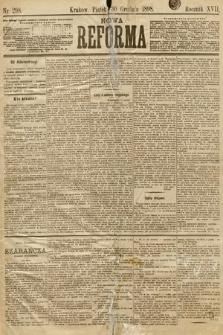 Nowa Reforma. 1898, nr298