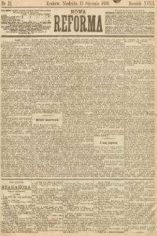 Nowa Reforma. 1899, nr12