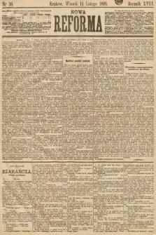 Nowa Reforma. 1899, nr36