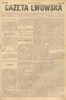 Gazeta Lwowska. 1883, nr 72