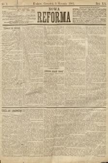 Nowa Reforma. 1901, nr2