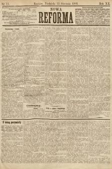 Nowa Reforma. 1901, nr11