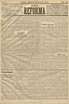 Nowa Reforma. 1901, nr17