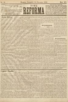 Nowa Reforma. 1901, nr20