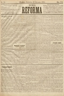 Nowa Reforma. 1901, nr23