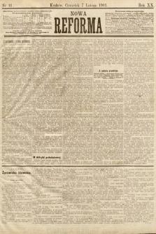 Nowa Reforma. 1901, nr31