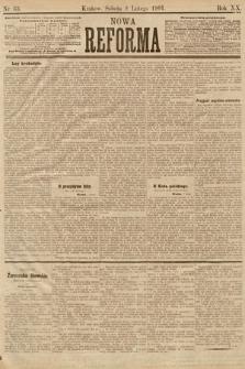 Nowa Reforma. 1901, nr33