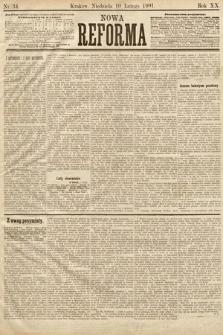 Nowa Reforma. 1901, nr34