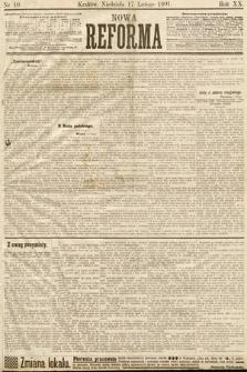 Nowa Reforma. 1901, nr40