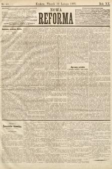 Nowa Reforma. 1901, nr41